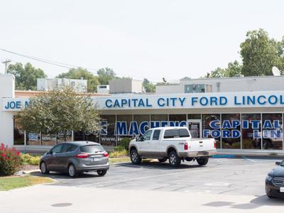 Joe Machens Capital City Ford Image 2