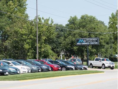 Joe Machens Capital City Ford Image 3