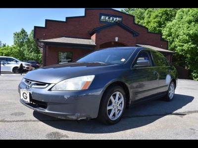 2004 Honda Accord EX for sale VIN: 1HGCM66524A083150