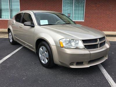 2008 Dodge Avenger SE for sale VIN: 1B3LC46K58N161125