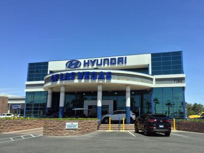 Hyundai of Las Vegas Image 4