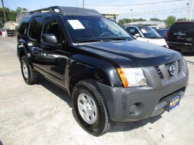 2008 Nissan Xterra X for sale VIN: 5N1AN08U98C505439