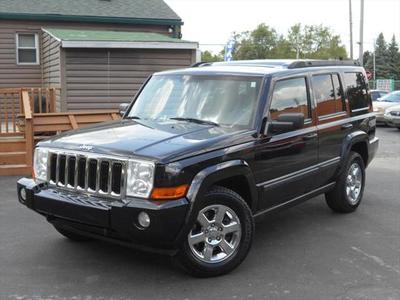 Jeep Commander 2007 for Sale in Mount Morris, MI