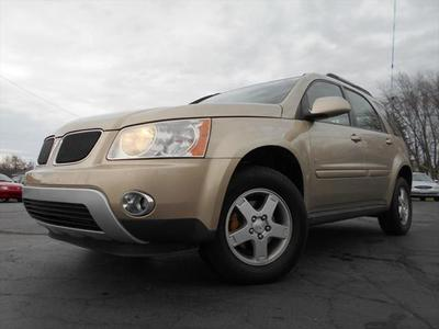 2008 Pontiac Torrent Base for sale VIN: 2CKDL43F786281256