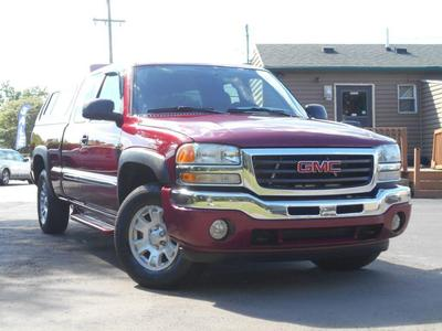 GMC Sierra 1500 2006 for Sale in Mount Morris, MI