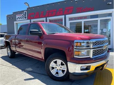 Chevrolet Silverado 1500 2014 for Sale in Concord, CA