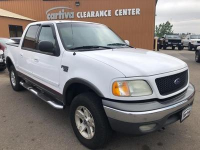 Ford F-150 2002 for Sale in Minot, ND