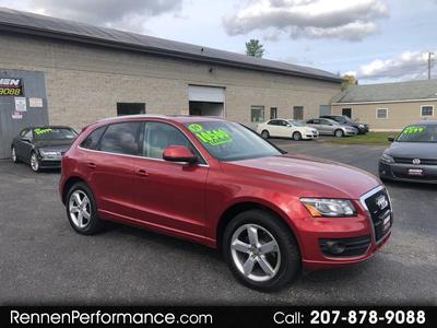 Audi Q5 2009 for Sale in Auburn, ME