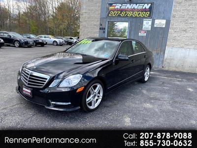Mercedes-Benz E-Class 2013 for Sale in Auburn, ME