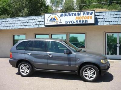 BMW X5 2003 for Sale in Colorado Springs, CO