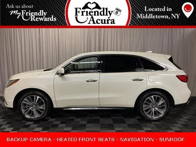 Acura MDX 2018 for Sale in Middletown, NY