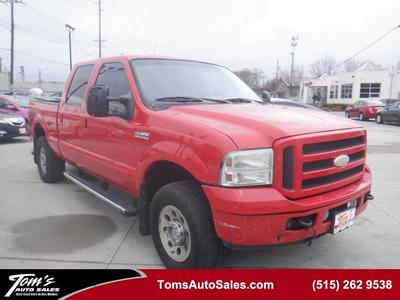 Ford F-250 2005 for Sale in Des Moines, IA