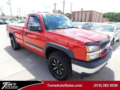 Chevrolet Silverado 1500 2005 for Sale in Des Moines, IA
