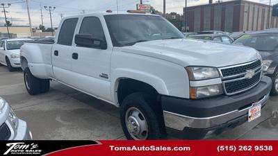 Chevrolet Silverado 3500 2007 for Sale in Des Moines, IA