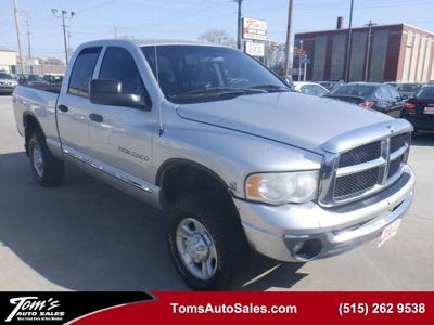 Dodge Ram 2500 2004 for Sale in Des Moines, IA
