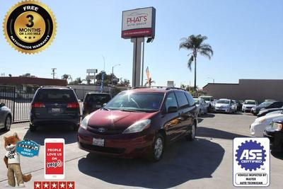 Toyota Sienna 2006 for Sale in Covina, CA