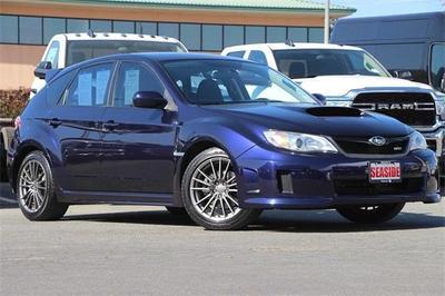 2014 Subaru Impreza Wrx