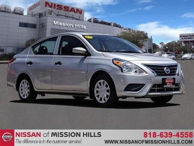 2016 Nissan Versa 1.6 S+ for sale VIN: 3N1CN7APXGL827331