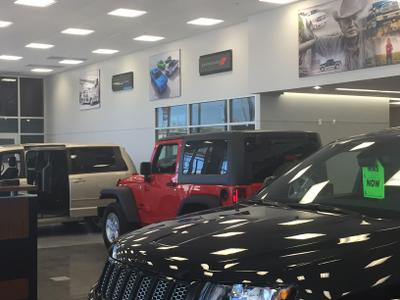 Star Chrysler Dodge Jeep RAM of Big Spring Image 9