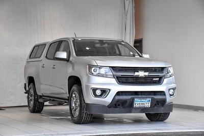 Chevrolet Colorado 2017 a la Venta en Everett, WA