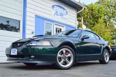 2001 Ford Mustang Bullitt for sale VIN: 1FAFP42X01F262998