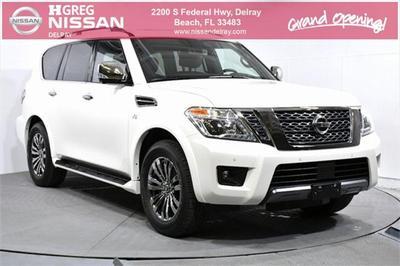 2019 Nissan Armada Platinum for sale VIN: JN8AY2NE1K9755867