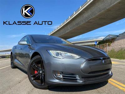 Tesla Model S 2013 for Sale in Costa Mesa, CA