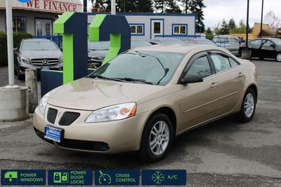 Pontiac G6 2006 for Sale in Everett, WA
