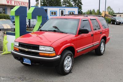 Chevrolet Blazer 2000 for Sale in Everett, WA