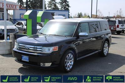 Ford Flex 2009 a la venta en Everett, WA