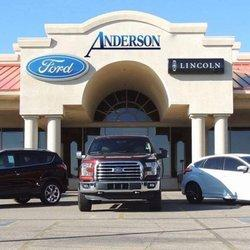 Anderson Ford Lincoln Image 1