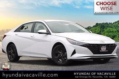 Hyundai Elantra 2021 a la venta en Vacaville, CA