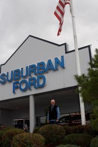 Suburban Ford Image 1