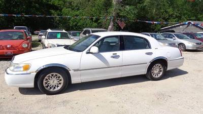 1999 Lincoln Town Car Signature for sale VIN: 1LNHM82W3XY696299
