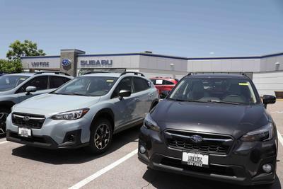 Lou Fusz Subaru St. Peters Image 3