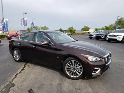 INFINITI Q50 2020 for Sale in Fort Smith, AR