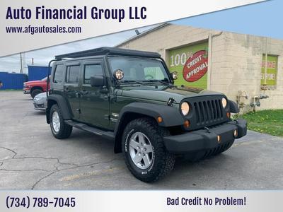 Jeep Wrangler 2008 for Sale in Flat Rock, MI