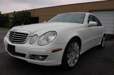 2008 Mercedes-Benz E-Class E 350 4MATIC for sale VIN: WDBUF87X08B192746