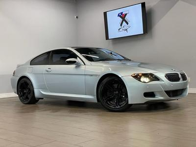 BMW M6 2007 for Sale in Houston, TX