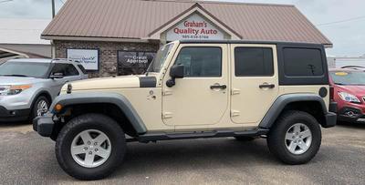 Jeep Wrangler Unlimited 2011 for Sale in Franklinton, LA