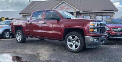 Chevrolet Silverado 1500 2014 for Sale in Franklinton, LA