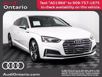 Audi S5 2019 for Sale in Ontario, CA