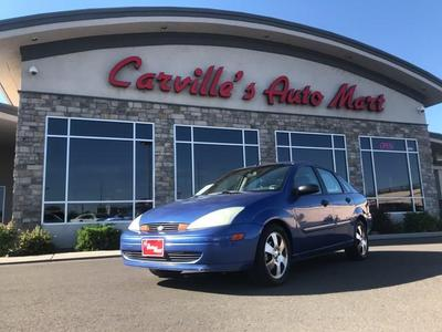 2002 Ford Focus SE for sale VIN: 1FAFP34372W307991