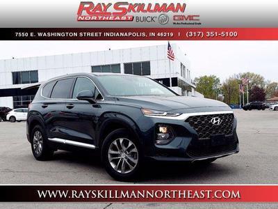Hyundai Santa Fe 2019 a la venta en Indianapolis, IN
