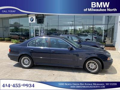 BMW 525 2001 for Sale in Milwaukee, WI