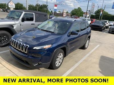 2018 Jeep Cherokee Latitude for sale VIN: 1C4PJLCB8JD534061