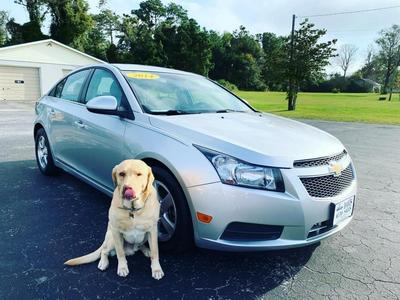 Chevrolet Cruze 2014 for Sale in Swansboro, NC