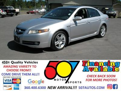 2007 Acura TL 3.2 for sale VIN: 19UUA66287A014471