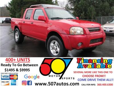 Nissan Frontier 2001 a la Venta en Roy, WA