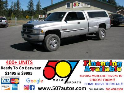 Dodge Ram 2500 2001 for Sale in Roy, WA